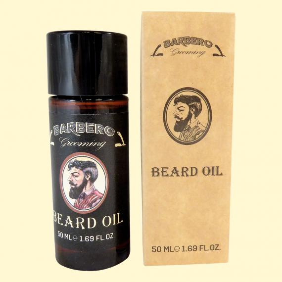 beard oil 50ml fl oz barbero. Black Bedroom Furniture Sets. Home Design Ideas